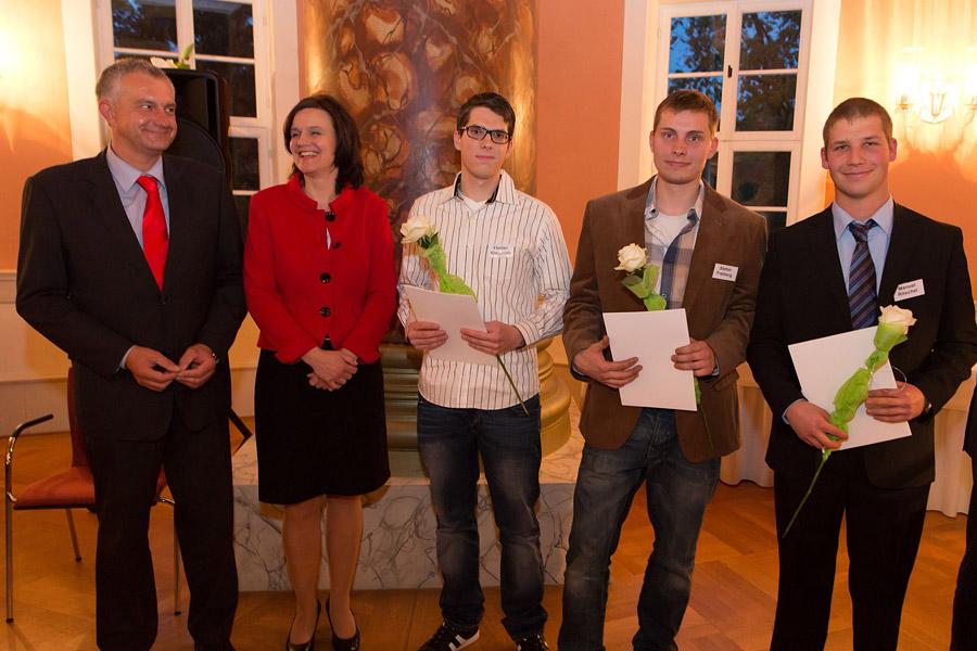 Verleihung der Förderpreise der WAGO-Stiftung